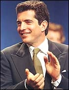 JFK Jr. in May '99