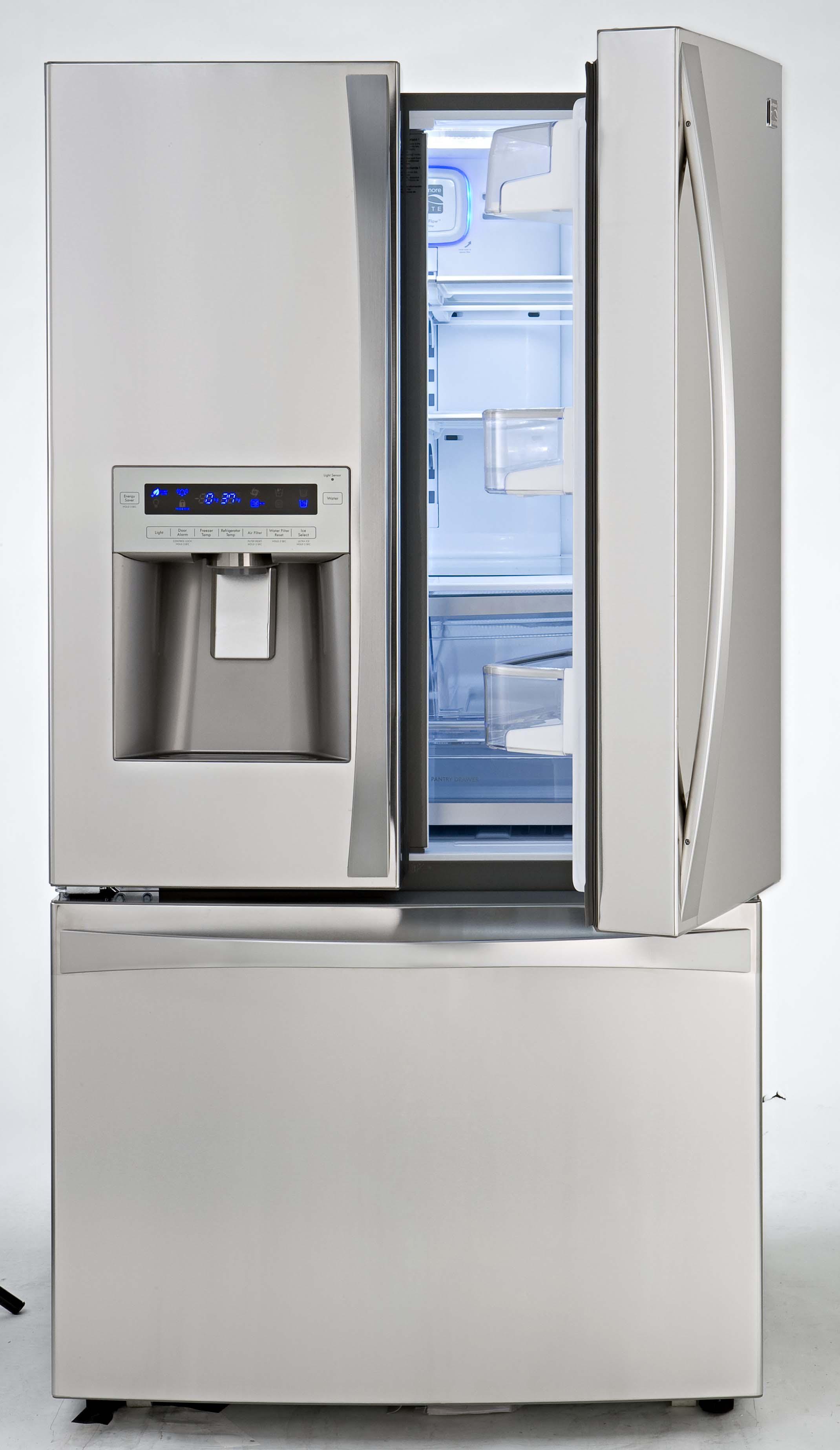 French Door Refrigerators Kenmore French Door