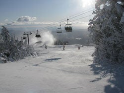 Pricing for Okemo Resort is as follows: Adults: $72 Child: (age 12 & under) $55 These prices are valid all season long and can only be purchased at a resort ticket office.