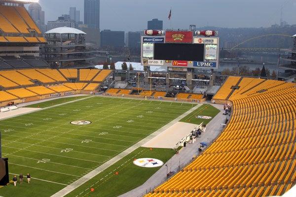 Week 10 Patriots At Steelers Bostoncom