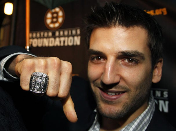 Boston Bruins Championship Ring