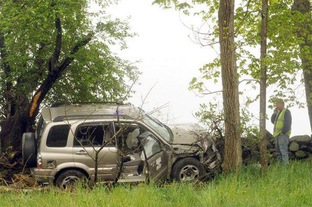 Carl Beane's SUV