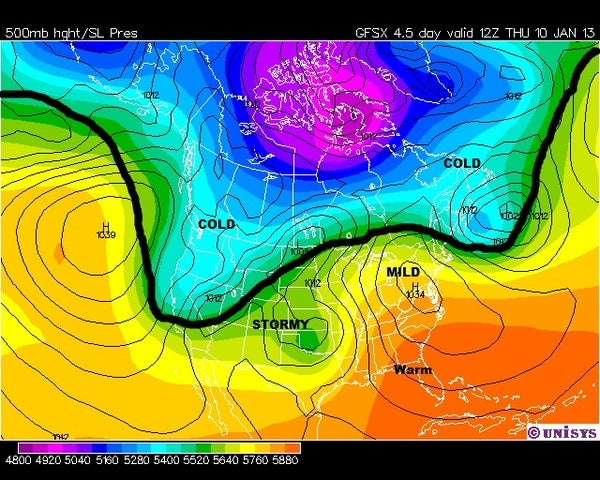 Change In The Weather Pattern This Week Boston Magnificent Weather Pattern