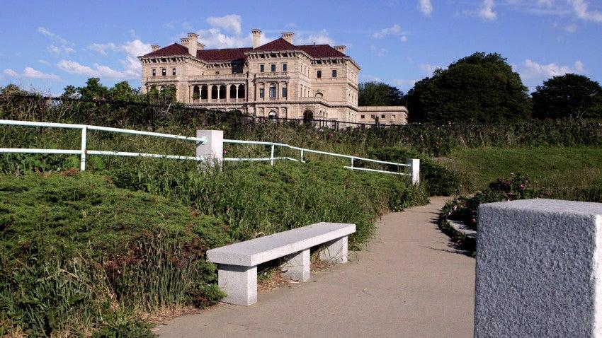 The Bachelorette' starts filming in Newport, Rhode Island