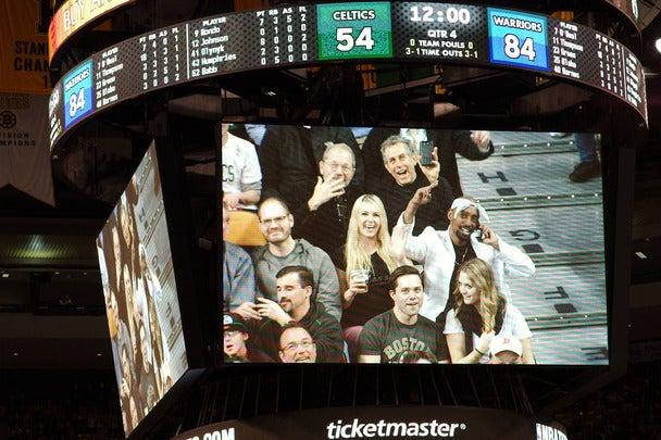 More Boston Celtics Fans Than Phoenix Suns Fans - Live In ...