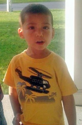 This family photo is of 5-year-old Fitchburg boy Jeremiah Oliver who has been missing since September.