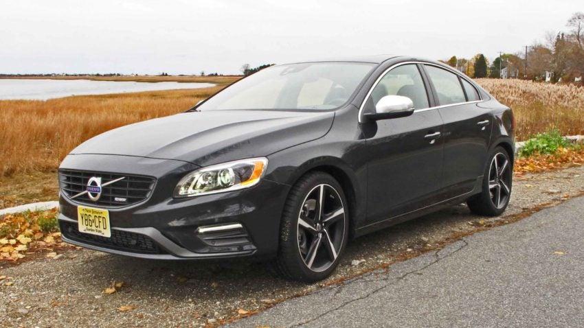 S60 R-design is not your average Volvo   Boston com