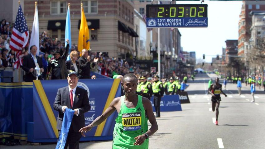 Here are the 2018 Boston Marathon qualifying times ...