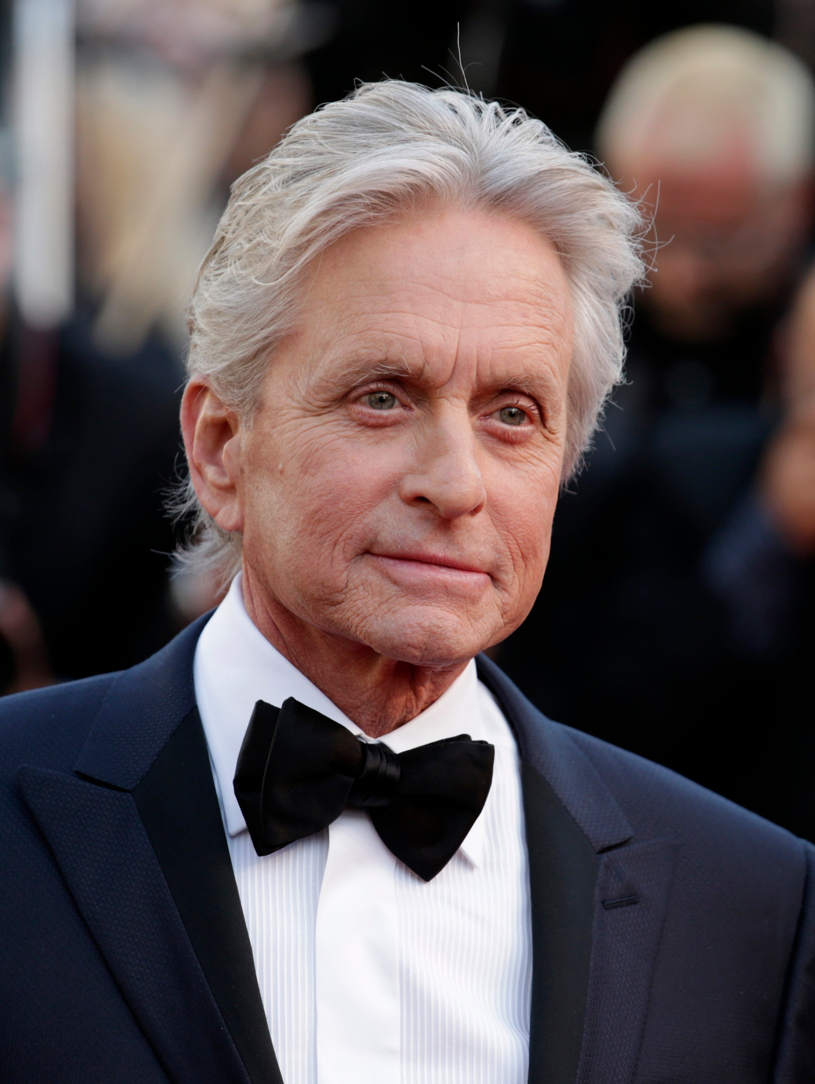 Michael Douglas Blames His Throat Cancer on Oral Sex