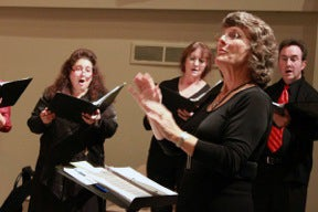 Amelia LeClair of Newton will conduct Cappella Clausura in a performance of 17th-century Italian religious music.