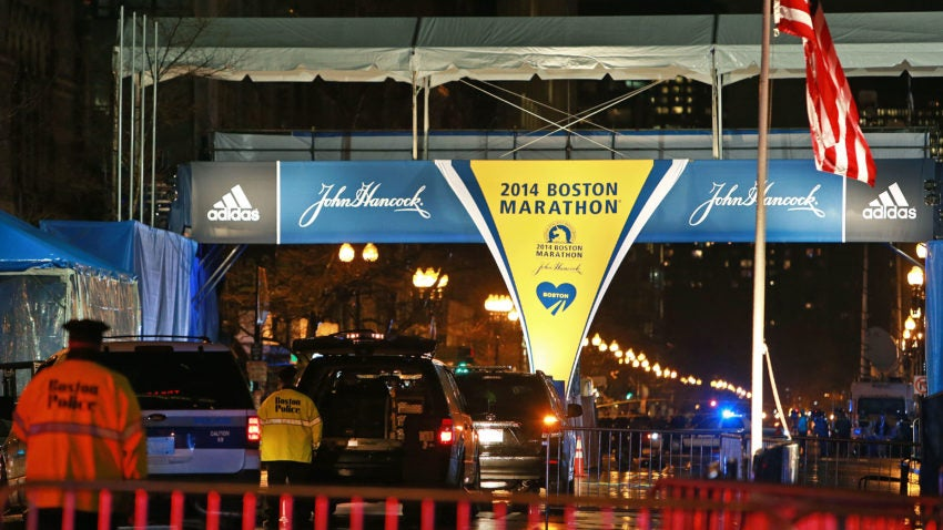 0377947fb345 Marathon Finish Line Evacuated After Suspicious Packages Discovered ...