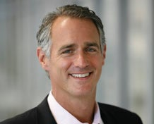 Michael Pellini, MD, president and CEO of Foundation Medicine. Photo taken from company website.