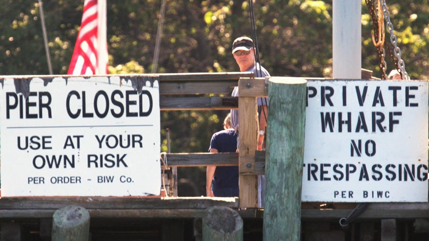 Baker's Island residents wary of an influx of visitors
