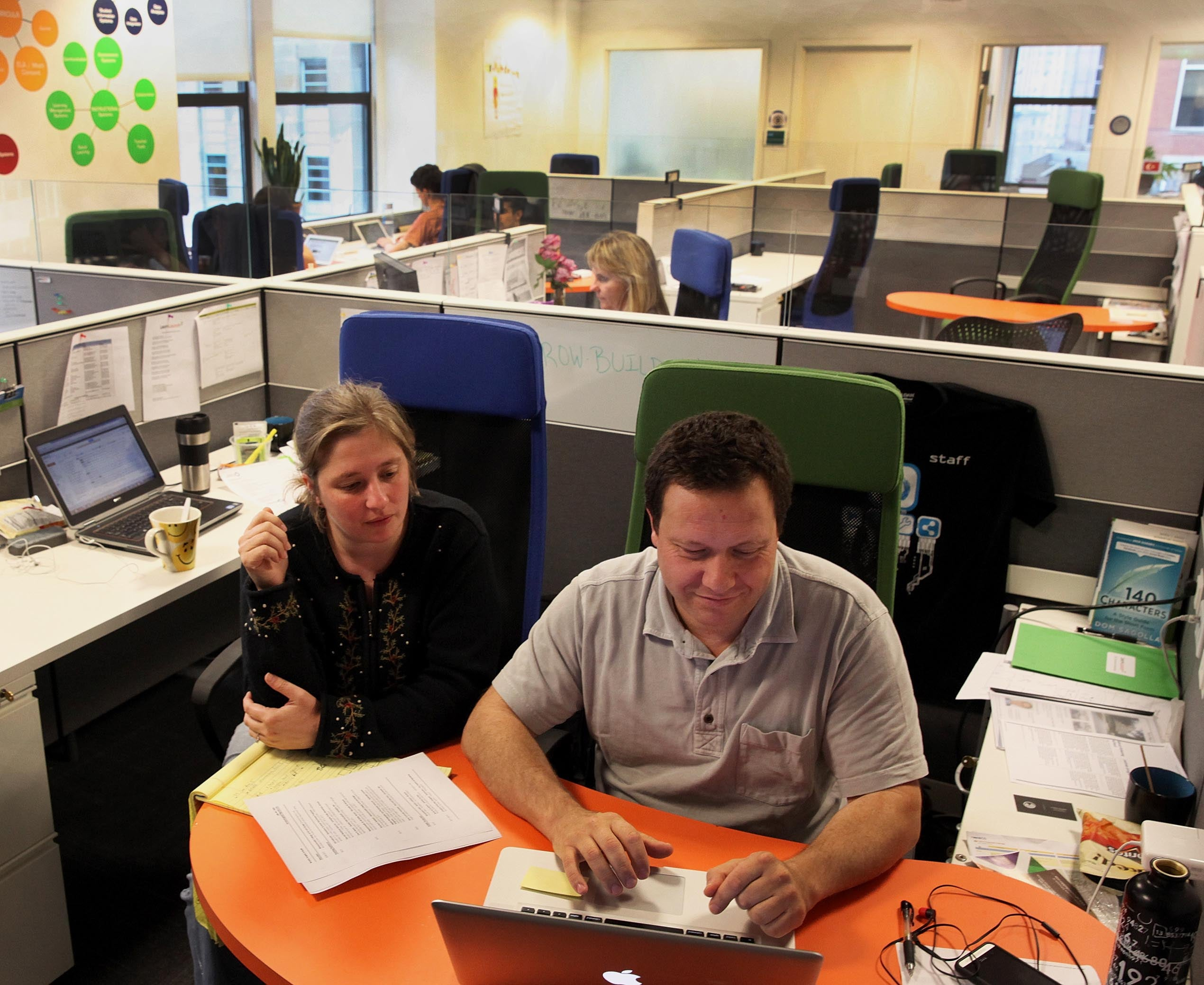 Boston And Cambridge Coworking Spaces