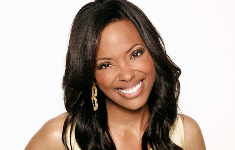 Aisha Tyler Talks Transformation From Ivy League Student To Hollywood Star
