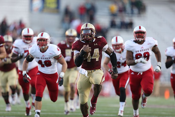Jerseys NFL Cheap - Boston College Running Back Andre Williams Picked by New York Giants