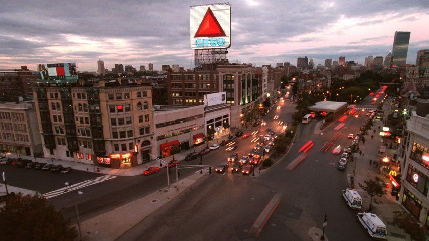 A Brief And Stormy History Of The Citgo Sign Boston Com