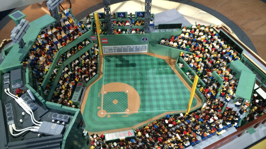 Lego Boston Looks Amazing