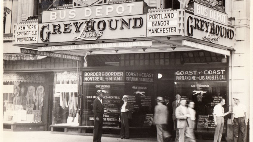 Greyhound Turns 100: Hijackings, Accidents, a Decapitation