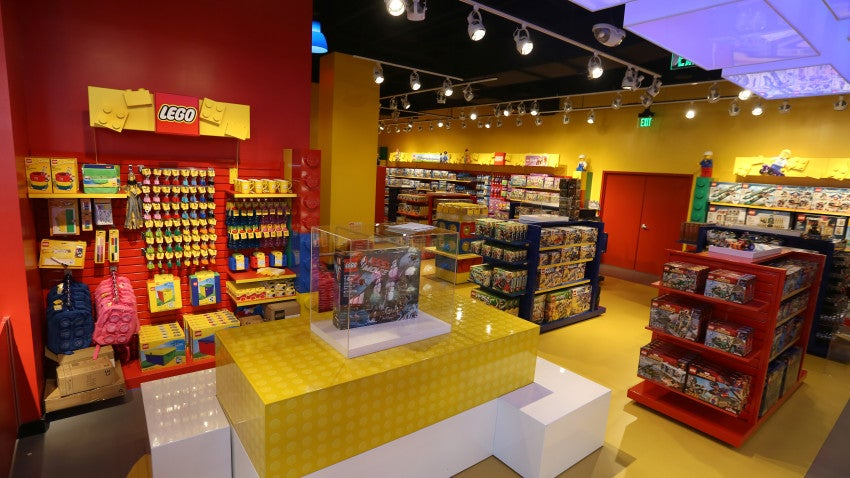 Going to Legoland in Somerville? You're Going to Need a Child For That