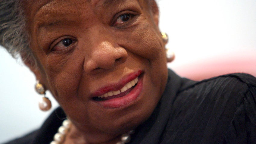 8 Things You Might Not Have Known About Maya Angelou