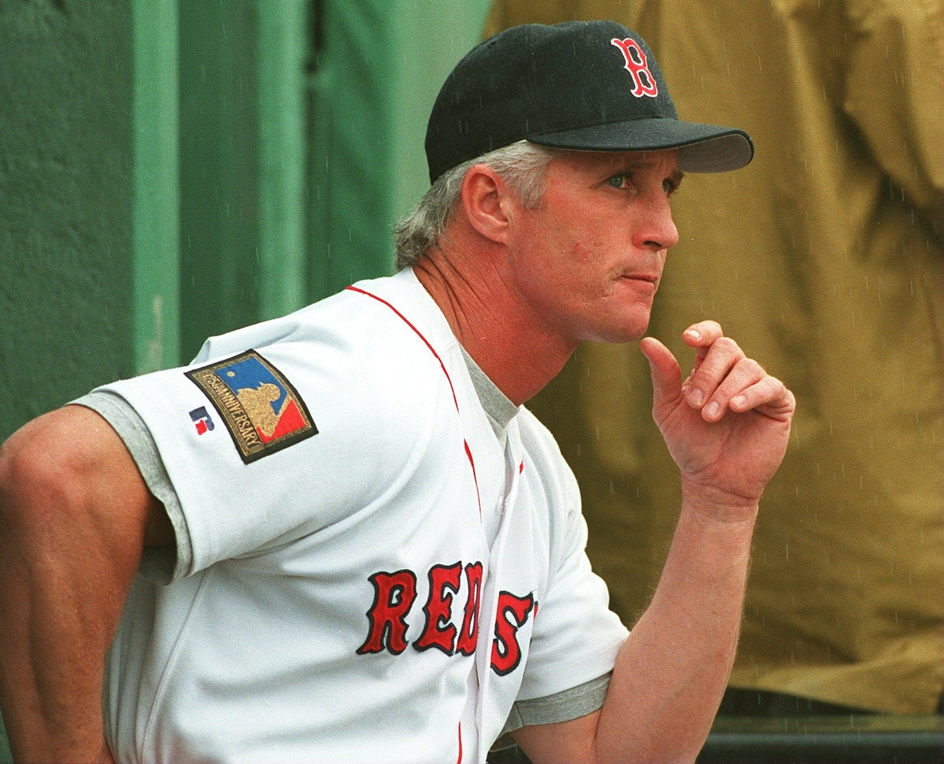 During Butch Hobson's three years as Red Sox' manager, the club never had a winning record.