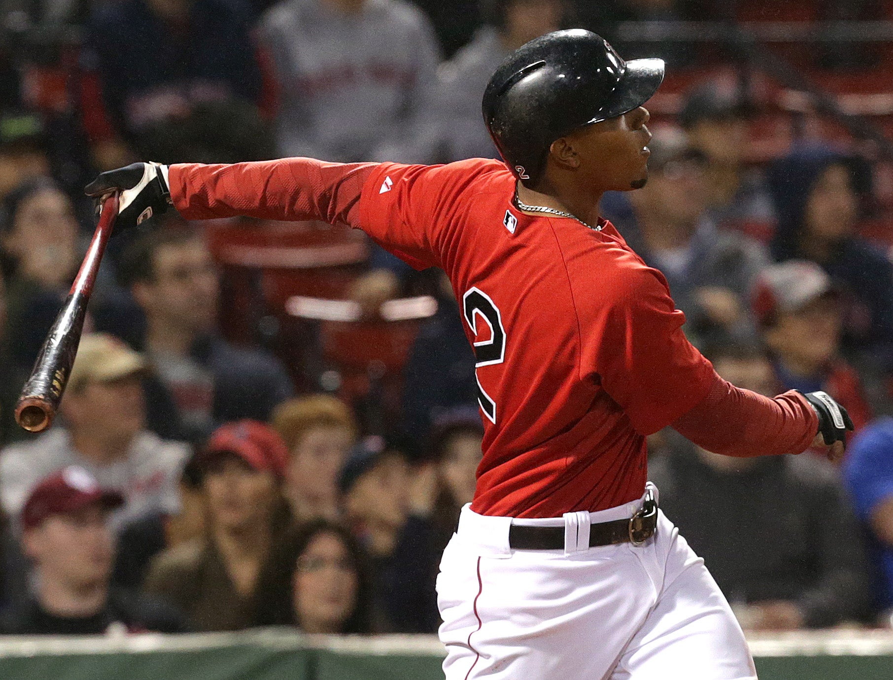 b6a3f5ee2 Red Sox Score Season-High 10 Runs in Rout of Tribe