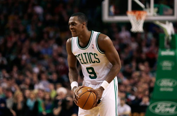 Rajon Rondo Says He's Cool With Marcus Smart Pick