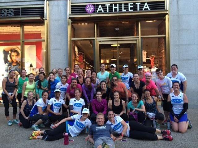 new balance running club boston