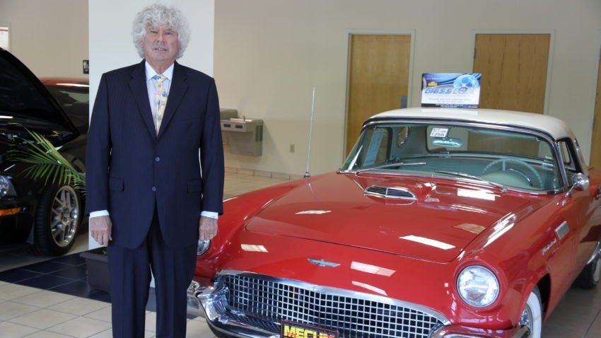 Jack Madden A Ford Dealer S Success Story Boston Com