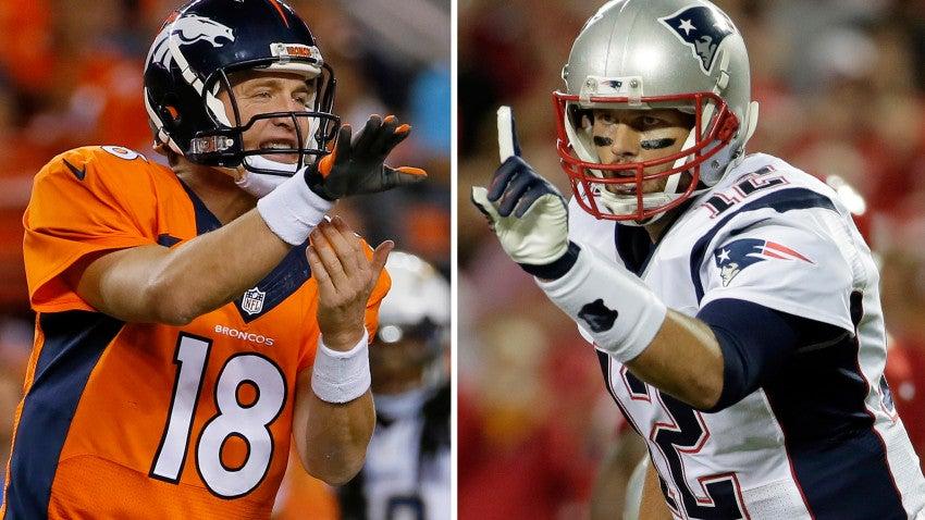 Peyton Manning vs. Tom Brady  Looking Back at 15 Showdowns Between the  Legendary QBs  8348dd7bc