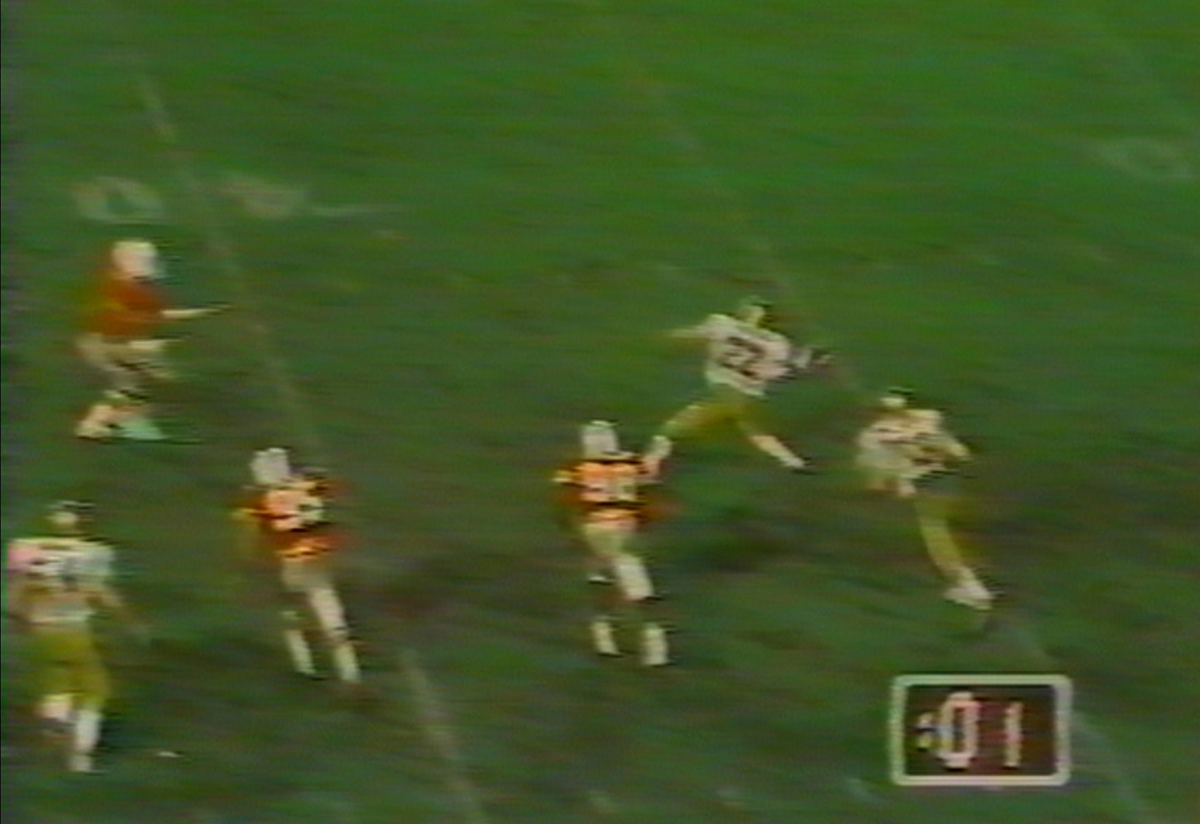 All Hail The Flutie Pass Famous Td Toss Celebrates 30th