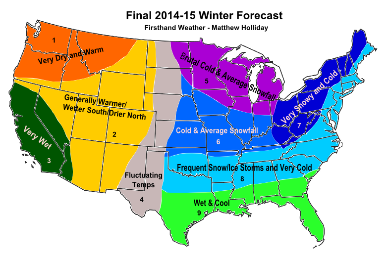 Winter 2014-2015 Outlook: What Can We Expect | Boston.com