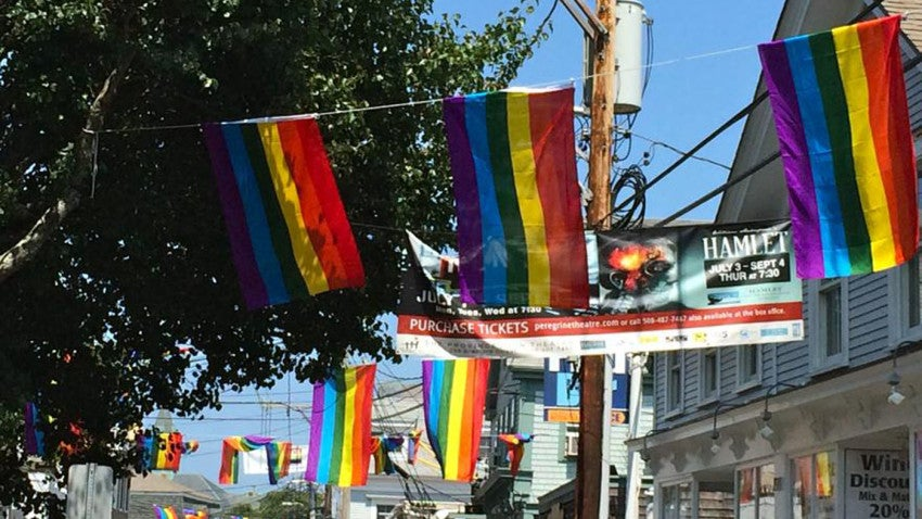 The Most Gay-Friendly Towns in Massachusetts Could Do Better
