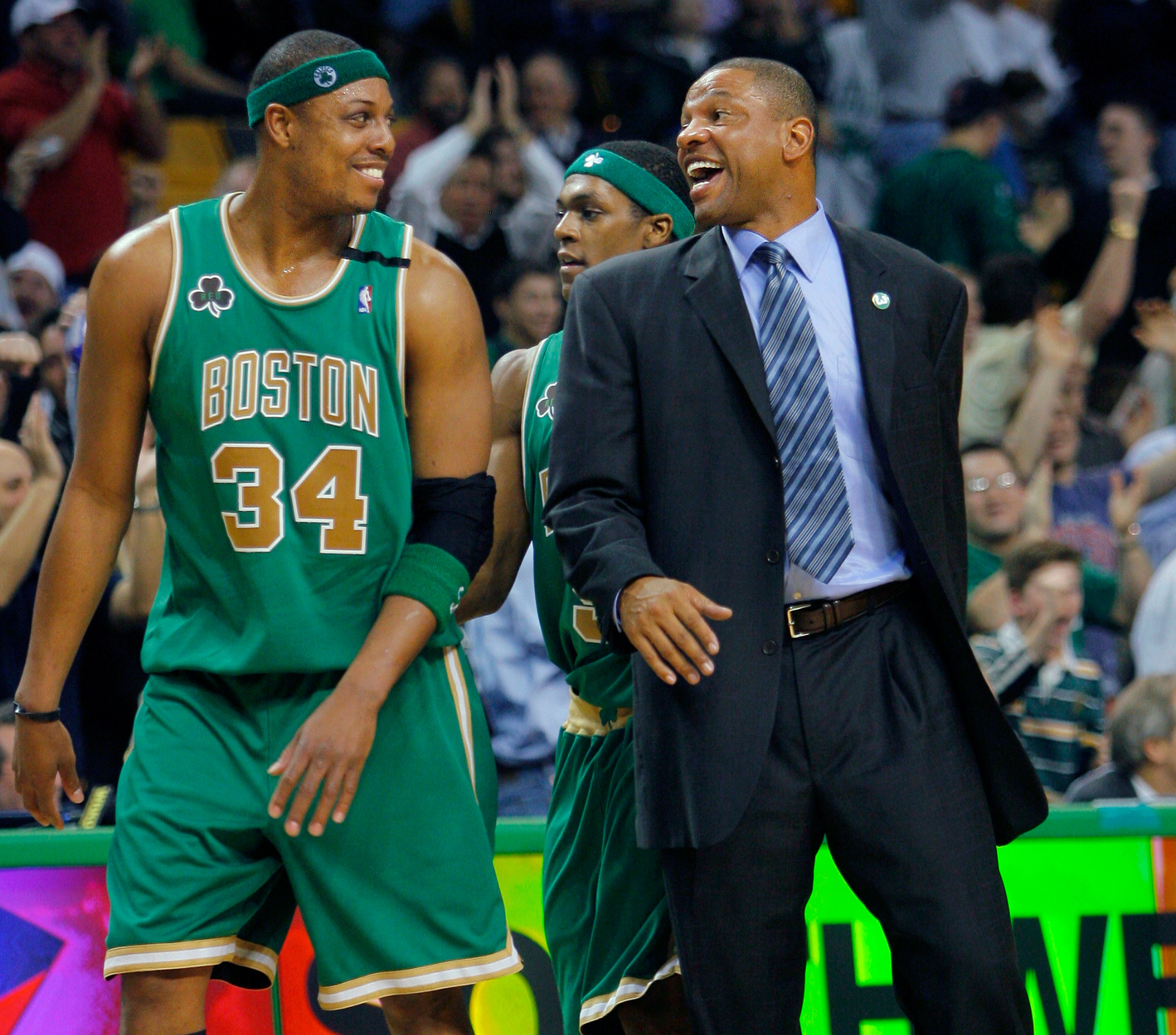 ae9b1370b54 Doc Rivers Speaks for All Celtics Fans on the Subject of Paul Pierce ...