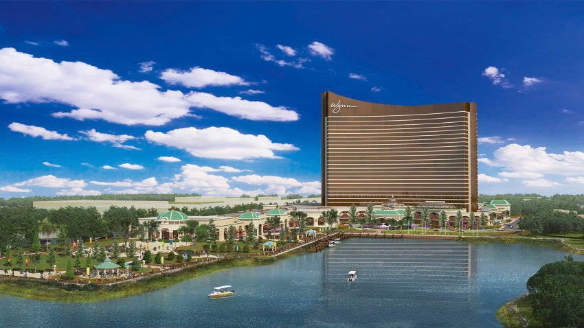 Construction On The Wynn Casino Will Likely Start This