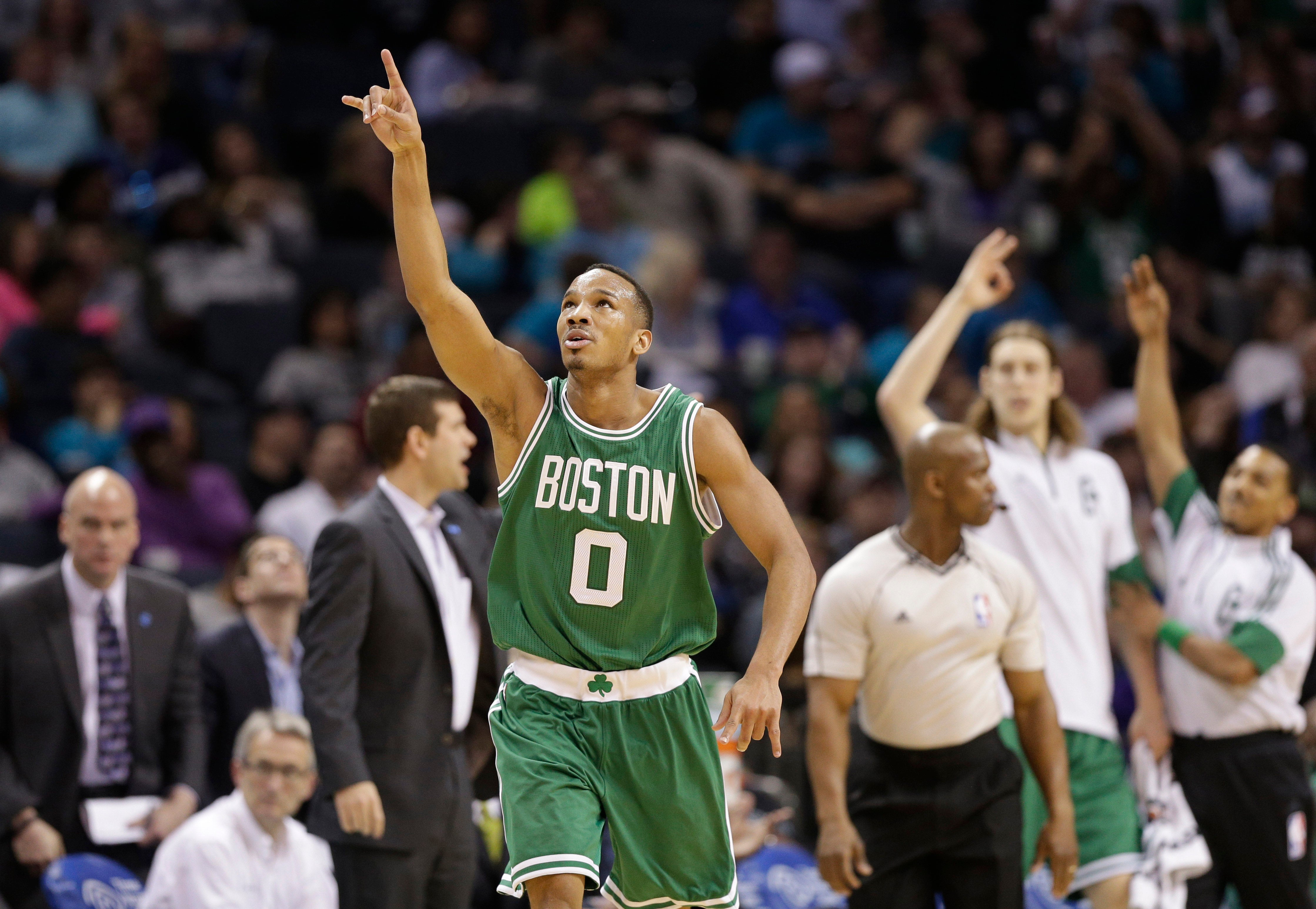 size 40 d498c 2267a Avery Bradley Explodes For 30 Points, Celtics Earn Crucial ...