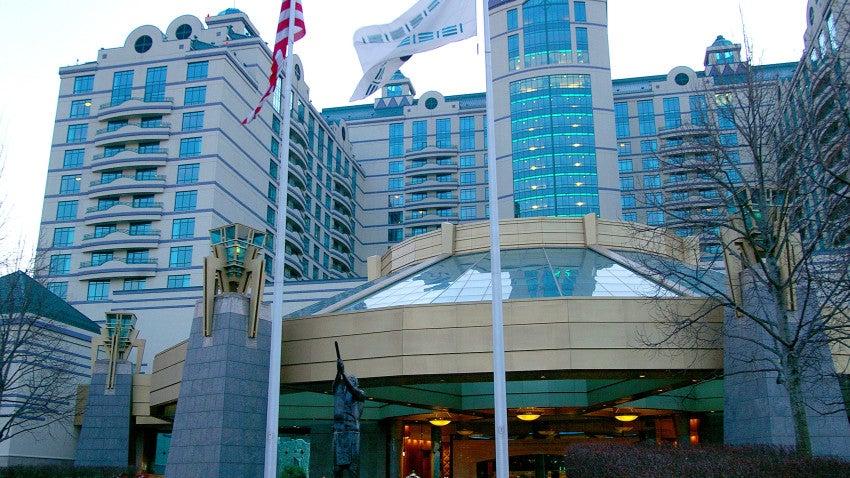 Foxwoods casino new bedford