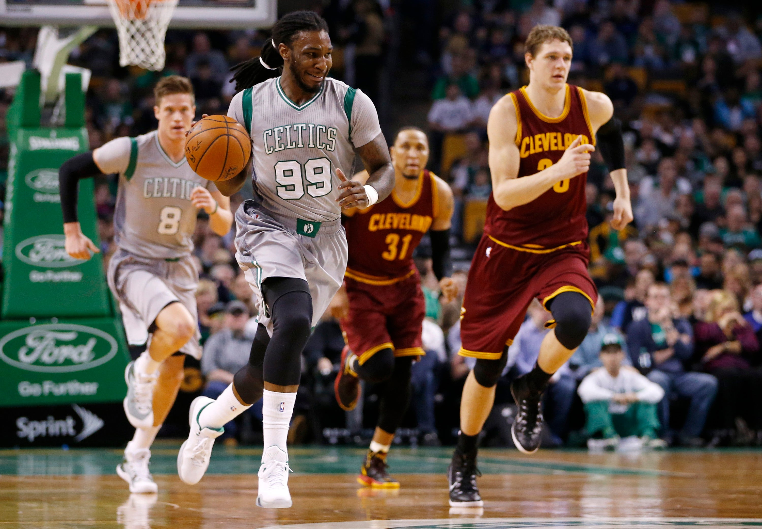 celtics on verge of making playoffs after routing cavs | boston