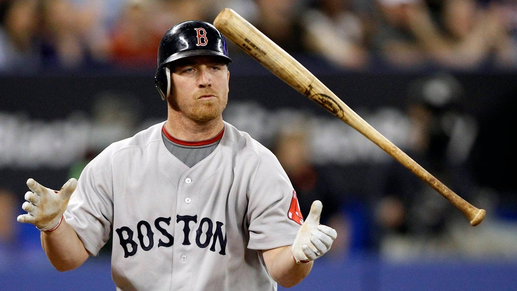 Contrary to the perception of some Sox fans, J.D. Drew did know how to use a bat. Twice in his Red Sox career he submitted seasons with an OPS of .900 or better.
