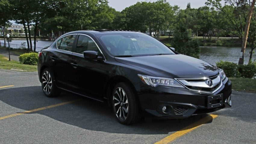 Acura Opens The Brand Door With Near Luxury Ilx Boston Com