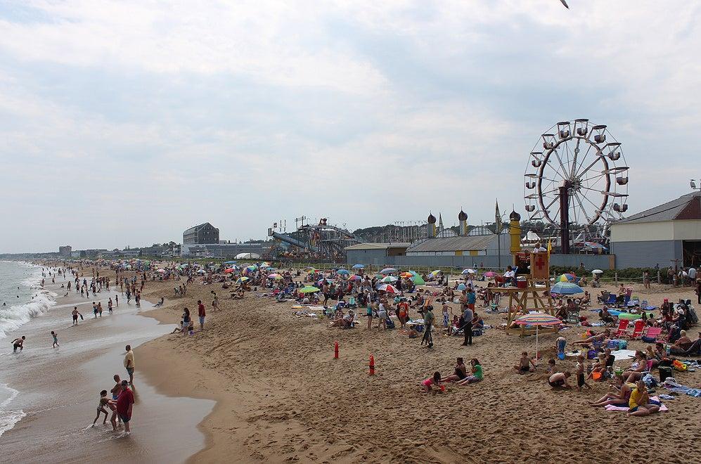 OId Orchard Beach