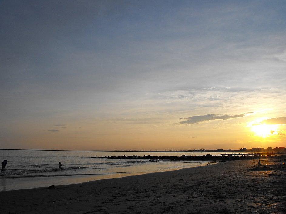 Sand Hill Cove Beach