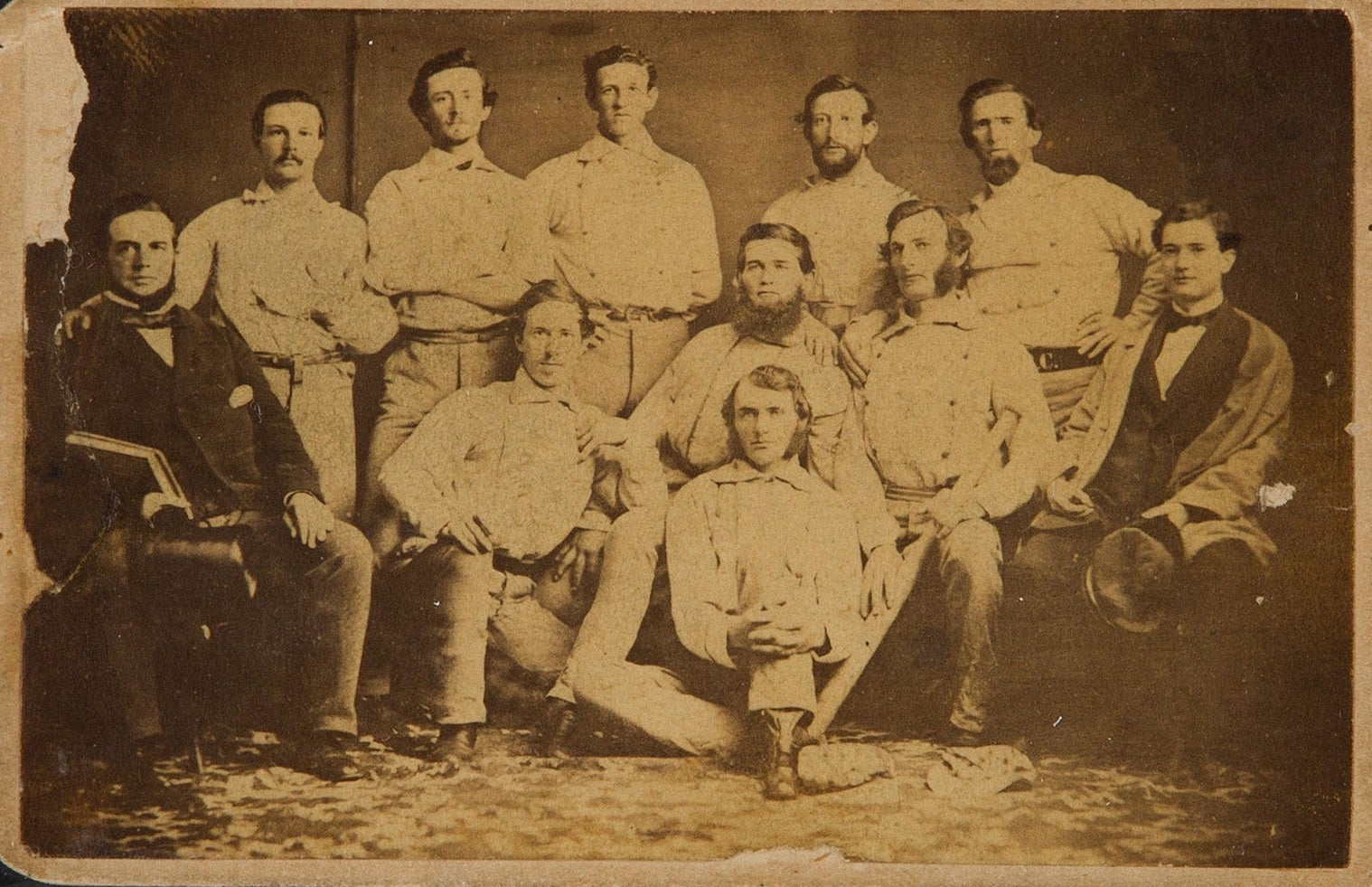 A Family Kept One Of The Oldest Baseball Cards For 155 Years Now