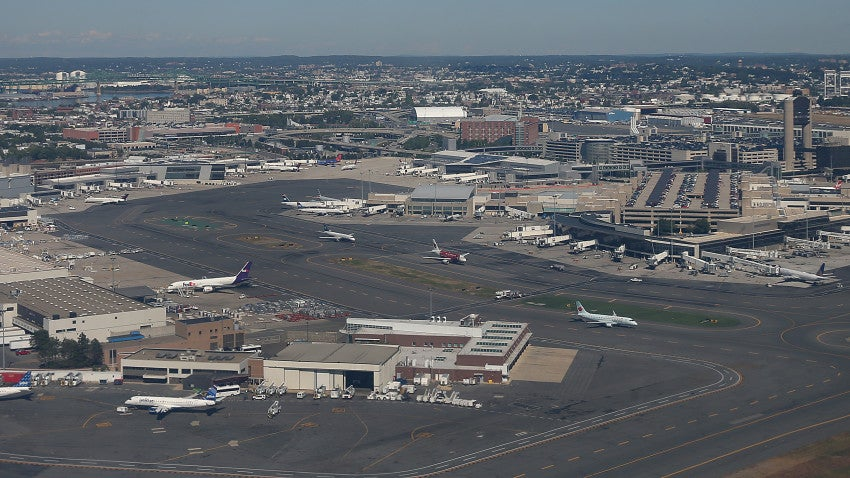 Uber And Lyft Pickups Could Come To Logan Airport Soon