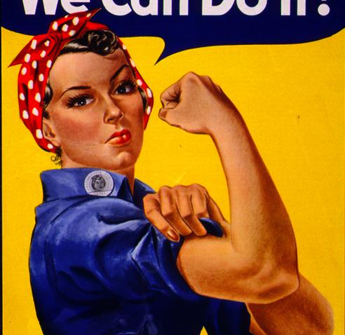 This week in, 'I am a working woman, hear me roar ...