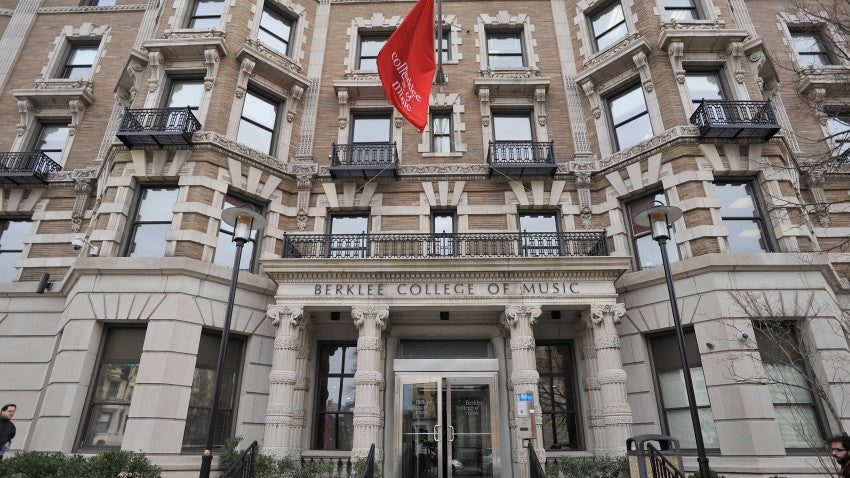 berklee college of music and the boston conservatory will