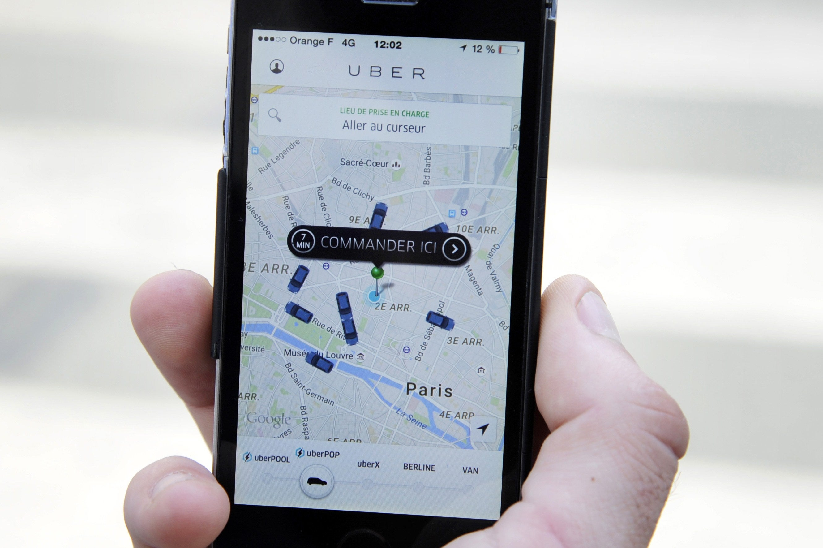 Apps like Uber have had a big effect on the taxi business in Boston and elsewhere.