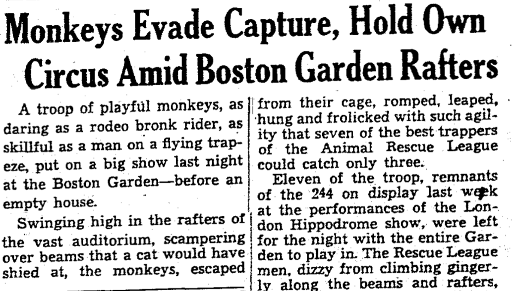 The Boston Garden closed 20 years ago today, but the mystery