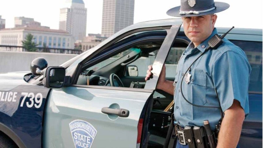 Used Police Cars >> New police horse to be named after Mass. trooper shot in ...